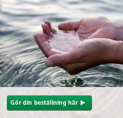 Socialstyrelsen rekommenderar att man testar sitt brunnsvatten minst vert tredje år